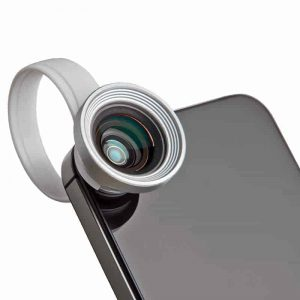 2-IN-1 O-Ring Wide Angle Macro Lens Set - Mobile Phone