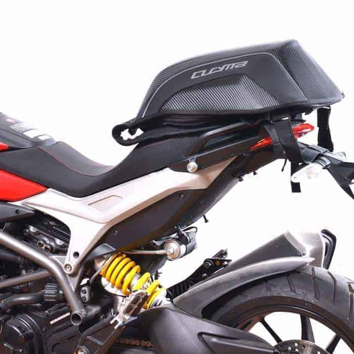 Ogio No Drag Mach 5 Motorcycle Backpack Hard Shell