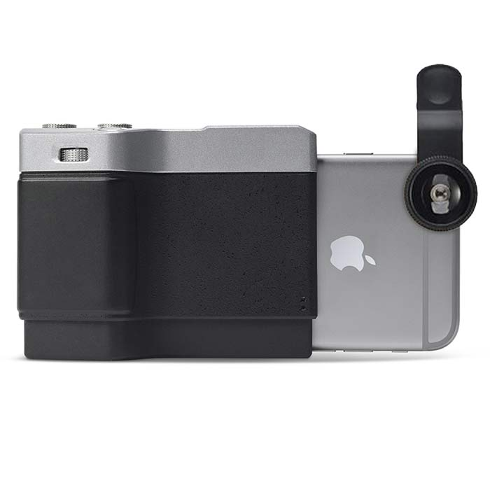 cb10d4ab43c72f CatClaw iPhone Camera Grip - DSLR Controller for iPhone