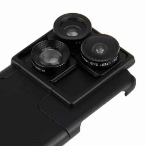puzlook multi-lens case iphone 6 6s plus