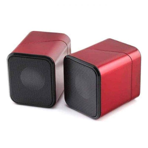 TWIN 180° Rotating Multimedia Speakers