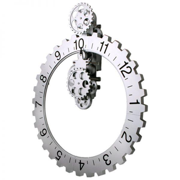 Mechanical Sprocket Clock Gear Clock