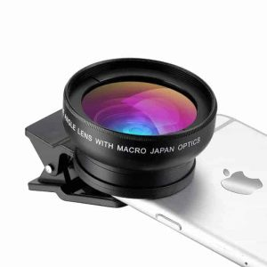 37MM Japan Optics Professional DSLR Mobile Lens