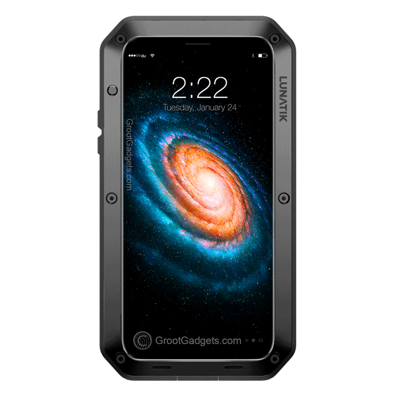another chance 032dc fd1a9 LUNATIK iPhone X Case