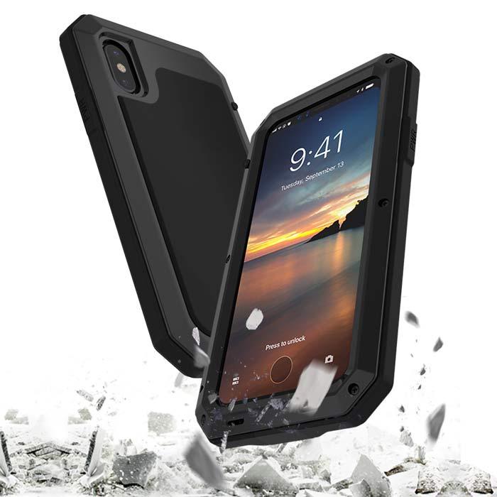 Lunatik Taktik Camouflage Case iPhone X