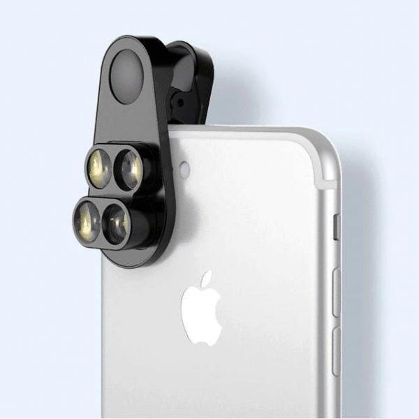 Dual Camera iPhone Lens