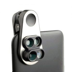 Dual Camera Phone Lens