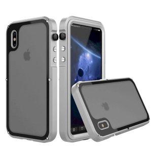 Aqua IP68 Waterproof Case iPhone X