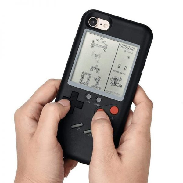 GameBoy iPhone Video Game Case