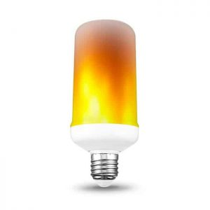 Groot LED Flame Bulb Digital fire bulb Edison bulb