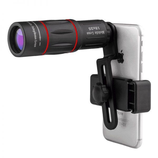 18X Zoom Lens Mobile Camera Lens