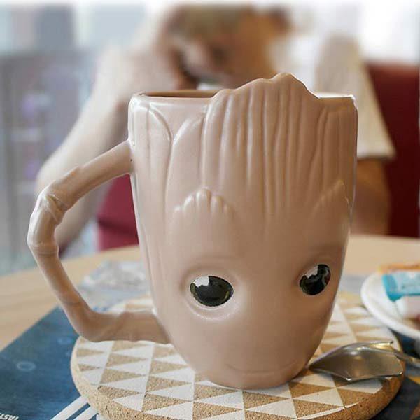 Baby Groot Cup Coffee Mug