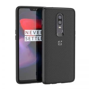 Oneplus 6 cover nylon case carbon case