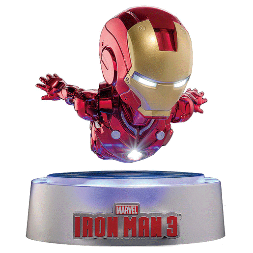 Egg Attack Magnetic Floating Iron Man