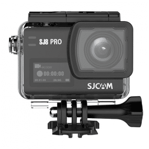 SJCAM SJ8 Pro 4K Dual Touch Screen WiFi Action Camera