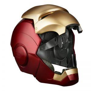 iron man electronic helmet