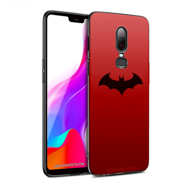 OnePlus 6 Batman Case