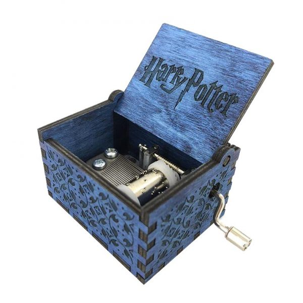 Harry Potter Music Box