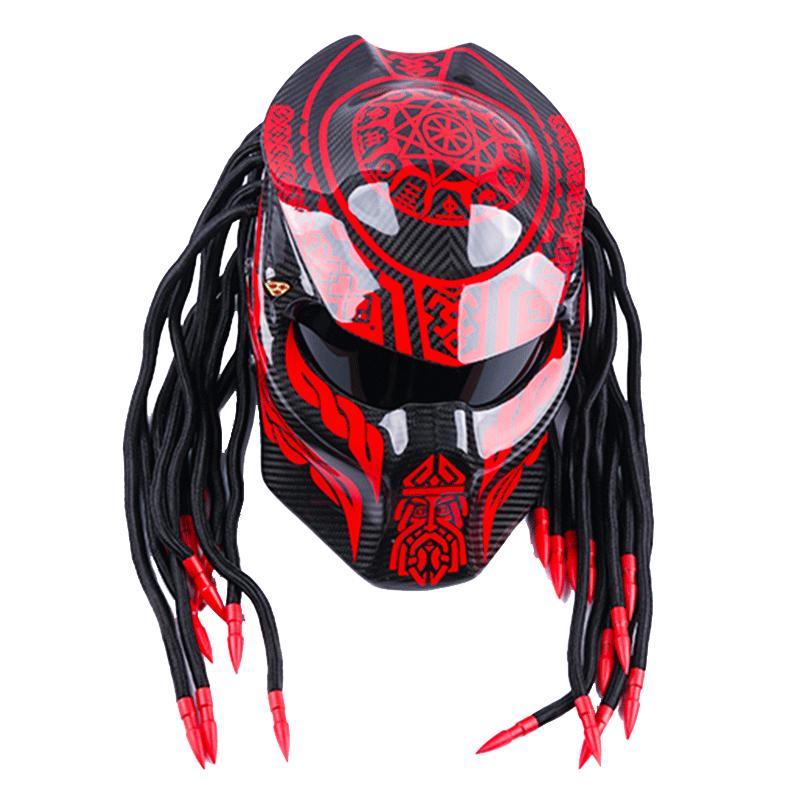 PREDATOR Helmet India Tribal Warrior Variant