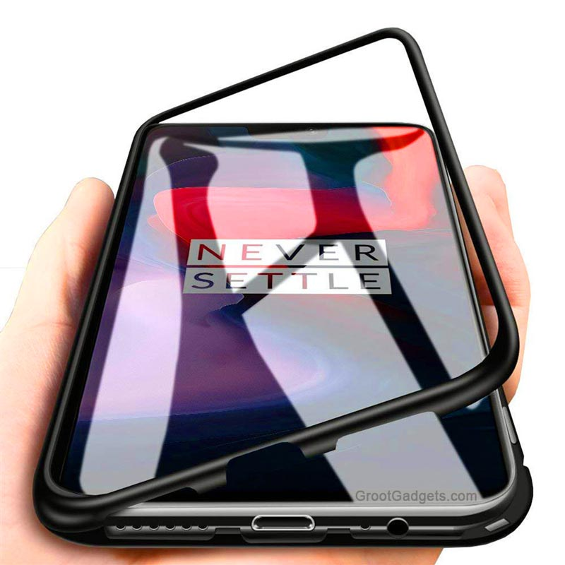 big sale 4d0ca 51bdb OnePlus 6T Magnetic Case