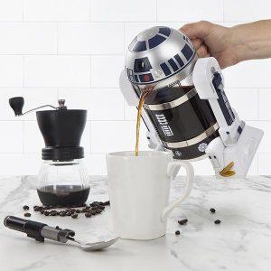 Star Wars R2D2 Coffee Press