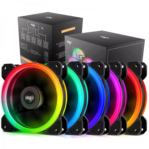 Aigo halo RGB Computer Case Fan
