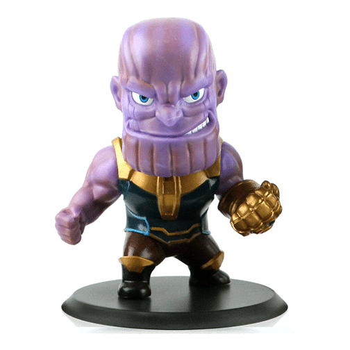 Infinity War Thanos bobblehead figure