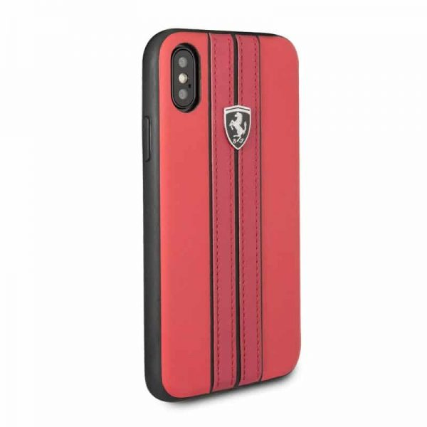 off track iphone xs ferrari case cg mobile