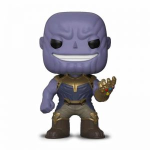 Thanos Funko Pop Bobblehead