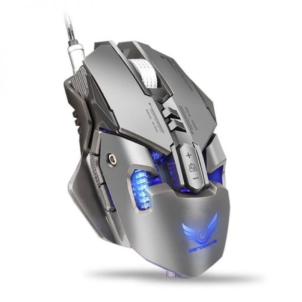 Zerodate X300GY RGB Gaming Mouse