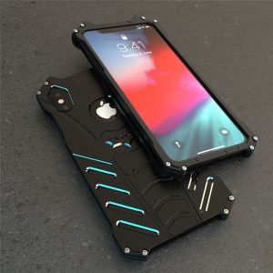 Batman iPhone XS Metal Case Max