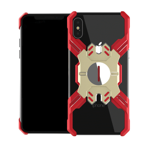 Iron Spider Armor iPhone Case