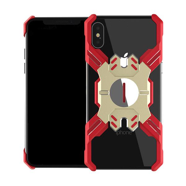 Iron SpiderArmor iPhone Case
