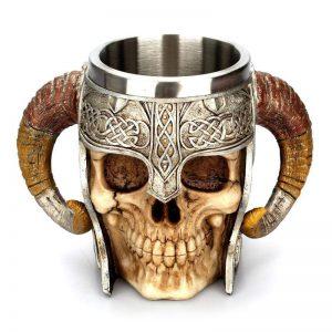 viking mug tankard