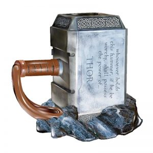 Marvel Premium Sculpted Ceramic Mjolnir Thor Mug