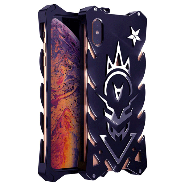 Dragon Armor iPhone XS Max Metal Case