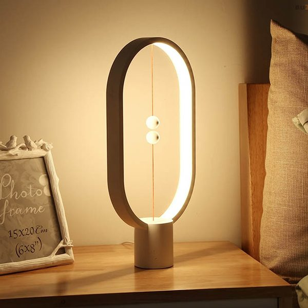 woodball heng balance lamp
